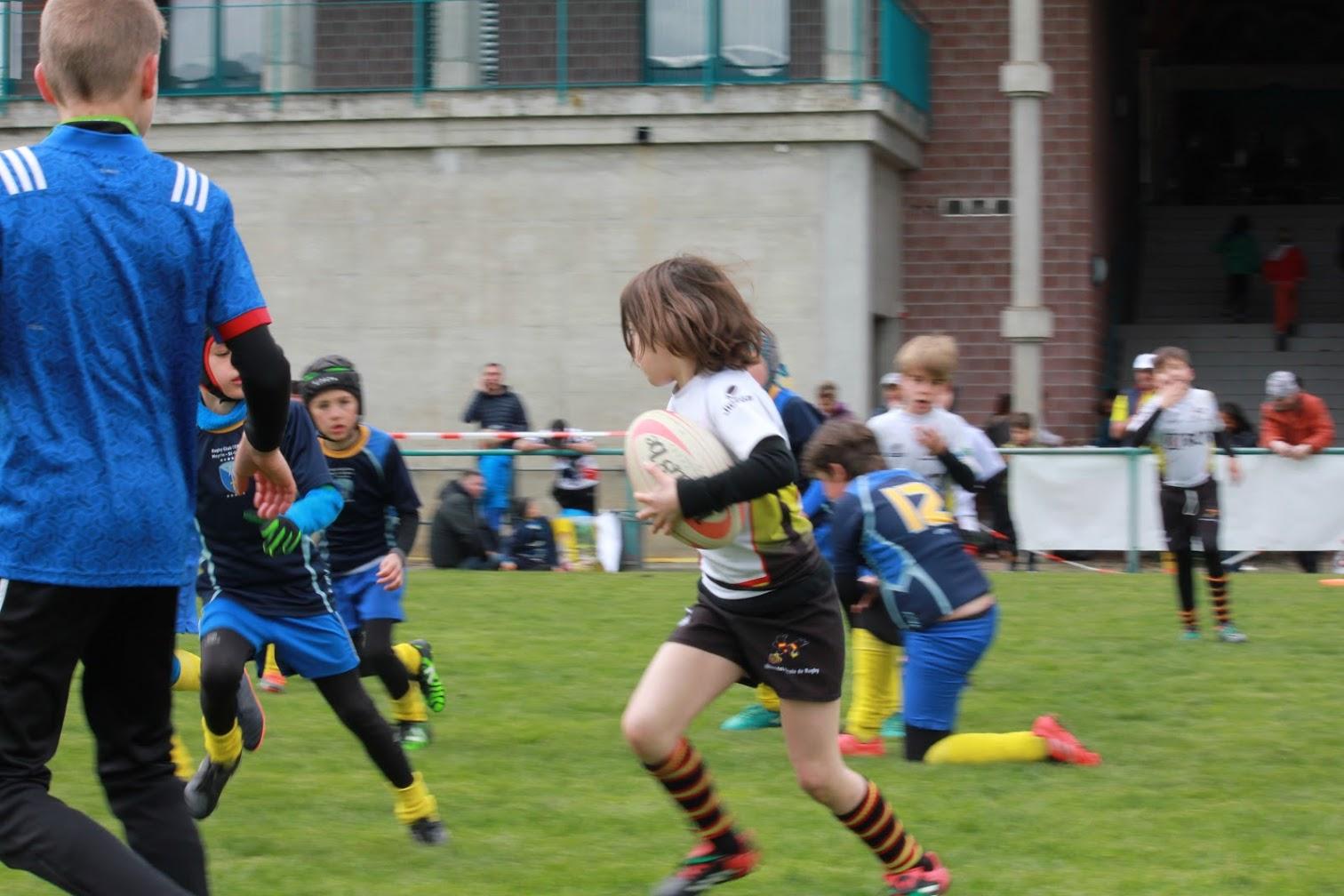 Ecole de Rugby (Clubs)